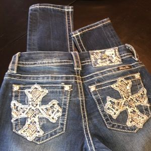 Miss Me Skinny Jeans 25